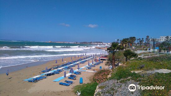 Paphos Municipal Beach1