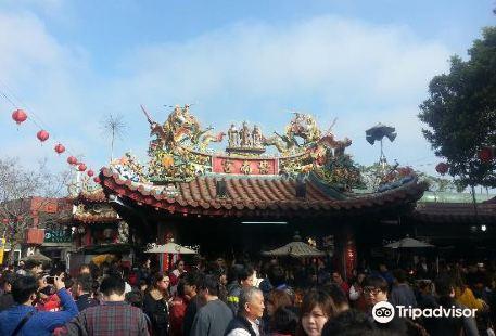 Zhushan Zinan Temple