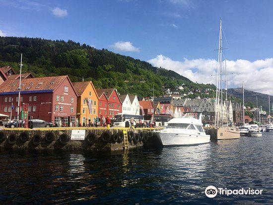 Bryggen Hanseatic Wharf4