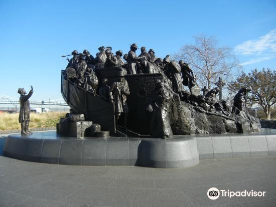 The Irish Memorial Monument3