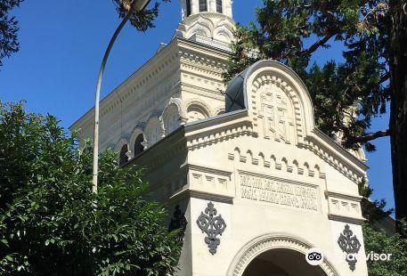 Church of St Barvara