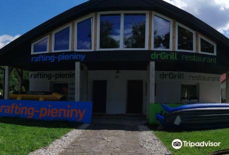 Pieniny Sport Centrum-Rafting down the river Dunajec