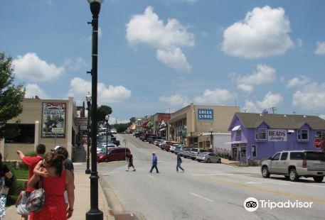 Historic Downtown Branson