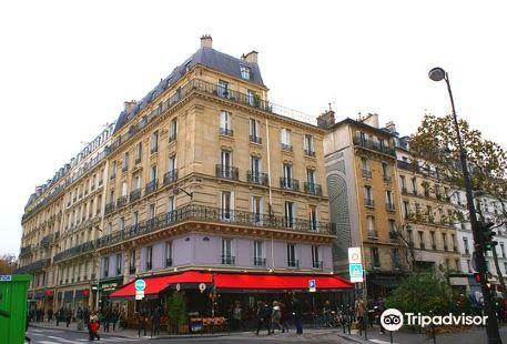 Rue du Temple