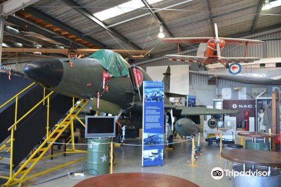 Classic Flyers Aviation Museum4