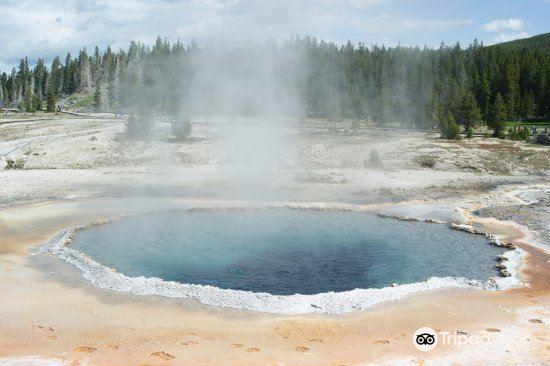 大水池噴泉1