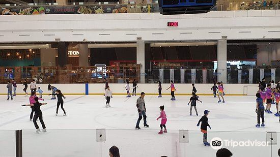 The Rink at JCube2
