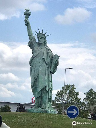 自由の女神像1