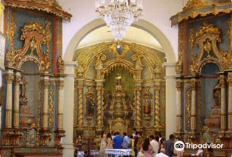 Our Lady of Rosario and Sao Benedito Church