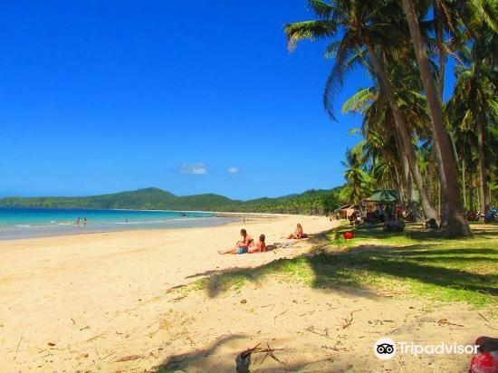 Nacpan Beach1