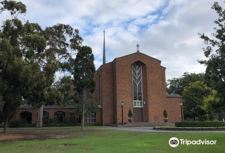 Historic St Andrew's Anglican Church