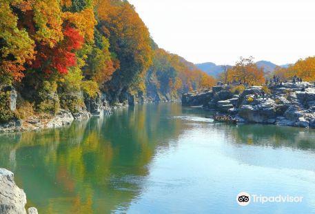 Nagatoro River White Water Rafting