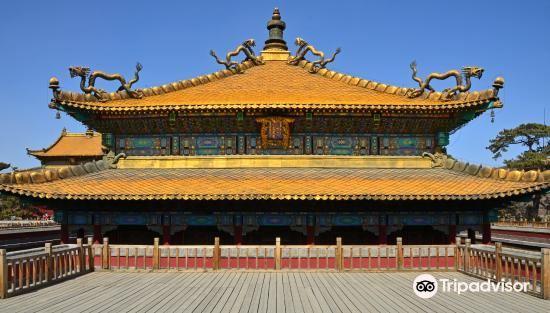 Xumi Fushou Temple1