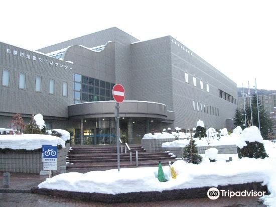 Sapporo Municipal Central Library2