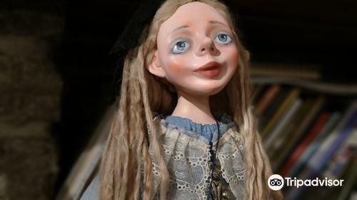 Estonian Art Doll House