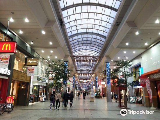 Okaido Shopping Street4
