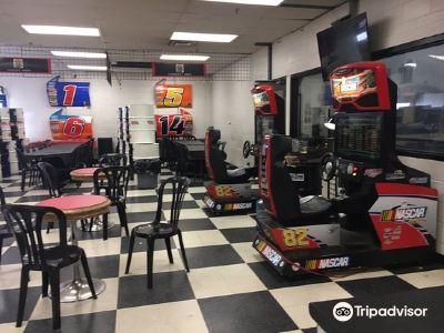 401 Mini-Indy Go-Karts