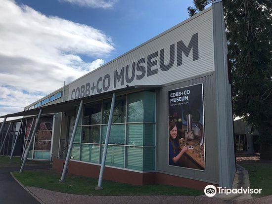 Cobb & Co Museum4