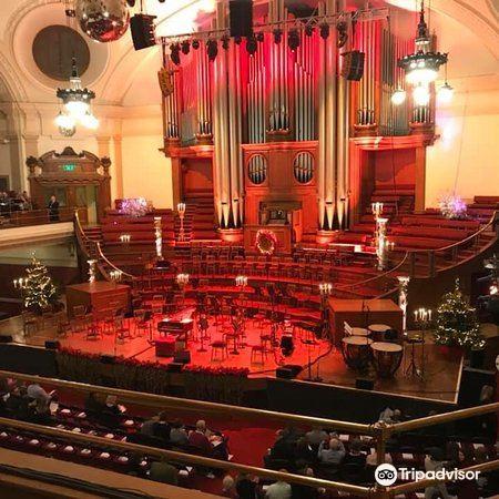 衛理公會中央禮堂
