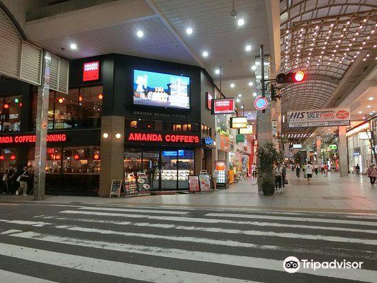 Okaido Shopping Street3