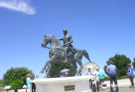 Barossa Colonel Light Monument