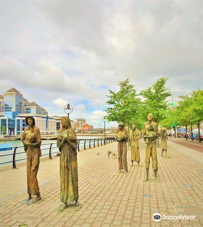 The Famine Sculpture4