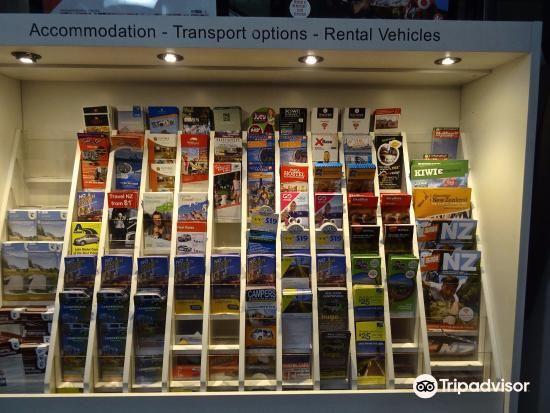 Auckland i-SITE Visitor Information Centre - SKYCITY3