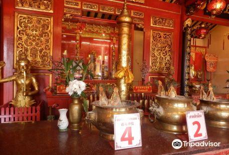 Songkhla's Shrine City Pillar