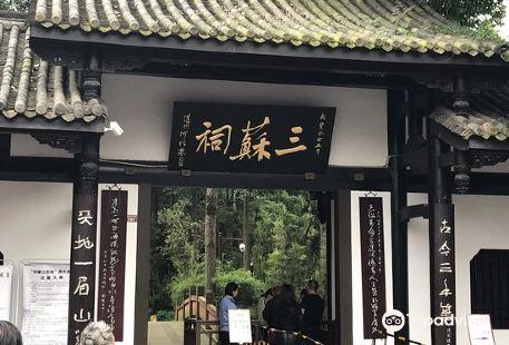 Qingshenxian Library (hanyangfenguan)