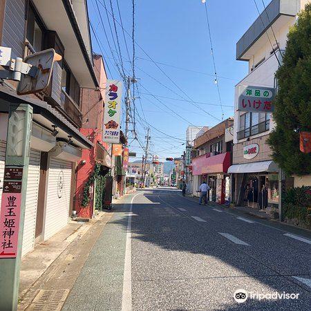 嬉野温泉本通り商店街2