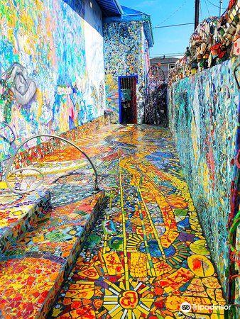 Mosaic Tile House1