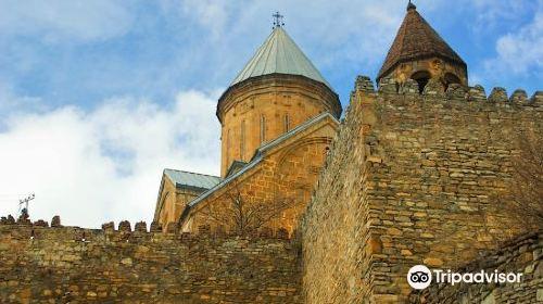 Ananuri Fortified Castle Ensemble
