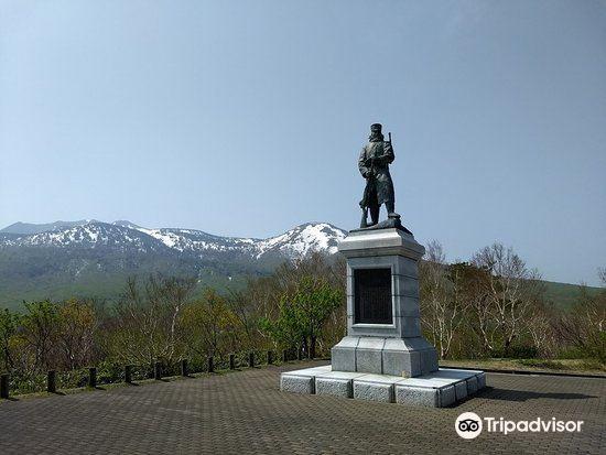 Secchu Kogun Sonan Distressed Memorial Statue4