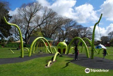 四翅槐樹公園