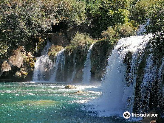 National Park Krka Waterfalls3