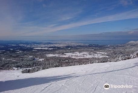 Daisen Masumizukogen Ski Resort