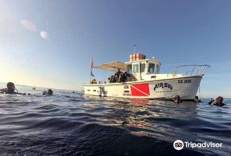 Air Sub Diving
