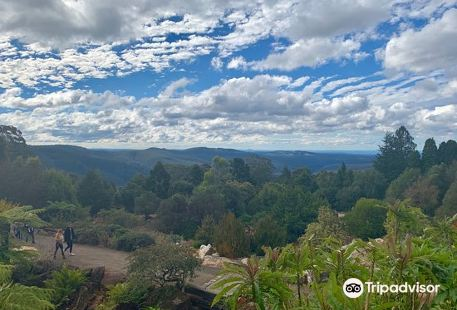 The Blue Mountains Botanic Garden