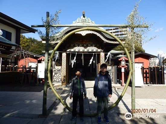 Moto Toshogu Shrine4