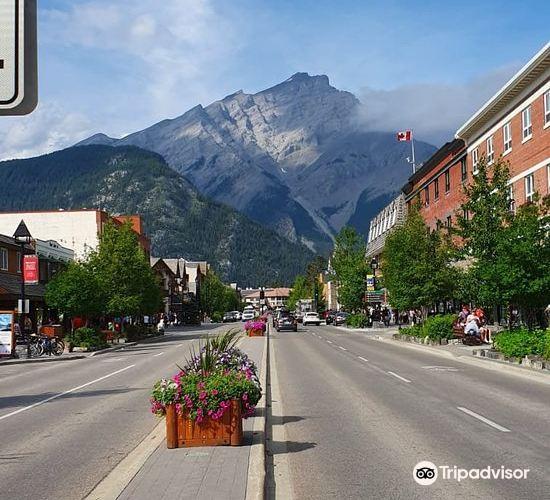Banff Avenue2