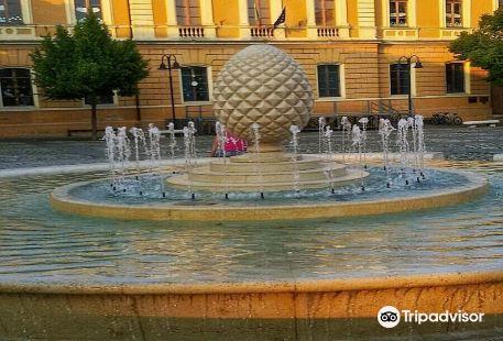 Piazza Ganganelli