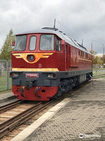 Brest Railway Museum4