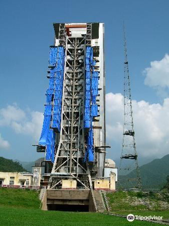 시창 인공위성 발사 센터1