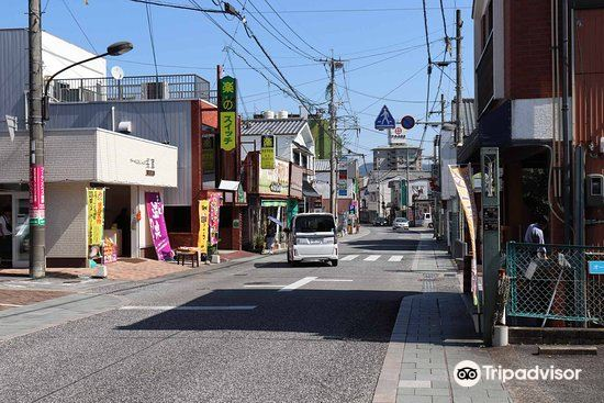 嬉野温泉本通り商店街3
