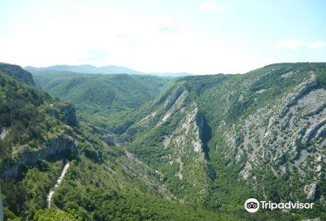 Riserva Naturale della Val Rosandra