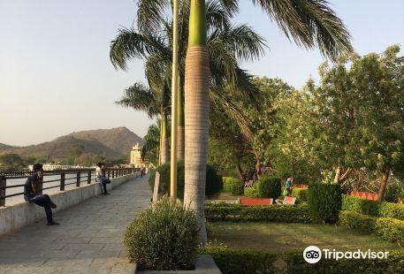Goverdhan Sagar Lake