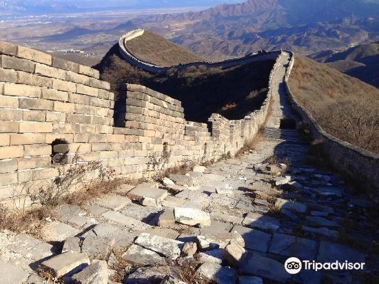 Great Wall at Shixia Pass1