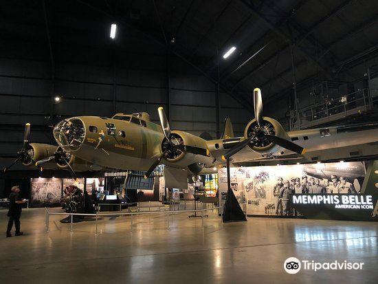 美國空軍國家博物館2
