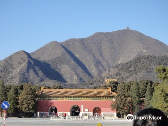 Ming Tombs-Tailing Tomb1