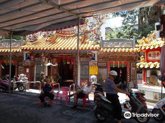 Kaohsiung Dagang Baoan Temple1